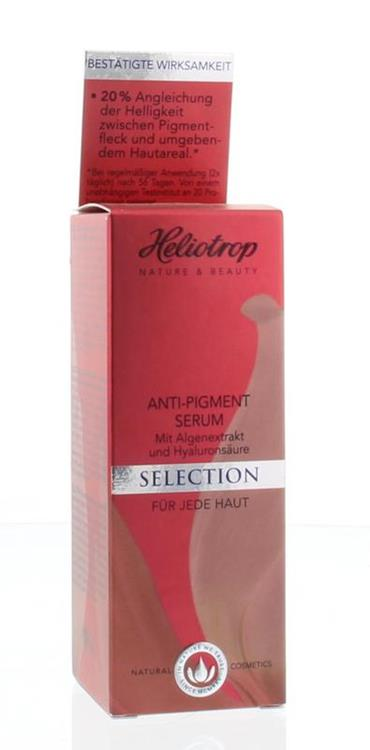 Selection anti pigment serum