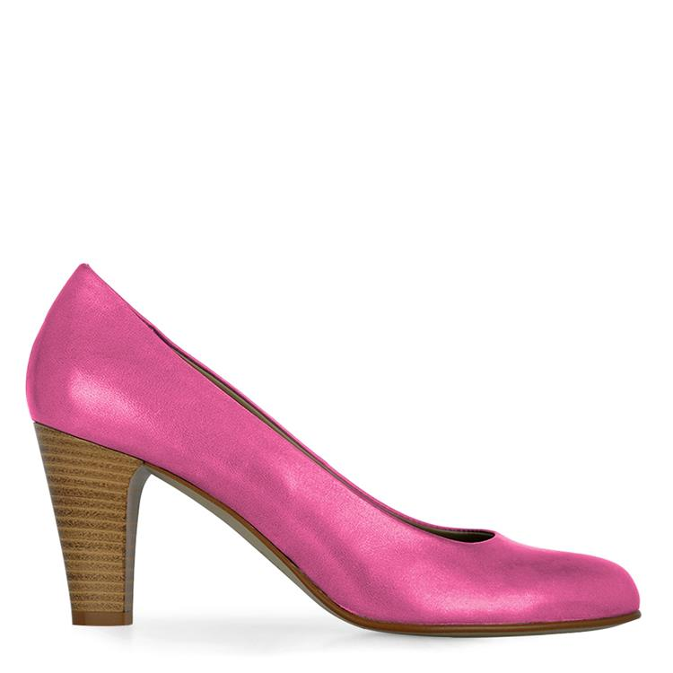 Natalia pump ZS - Hot-Pink