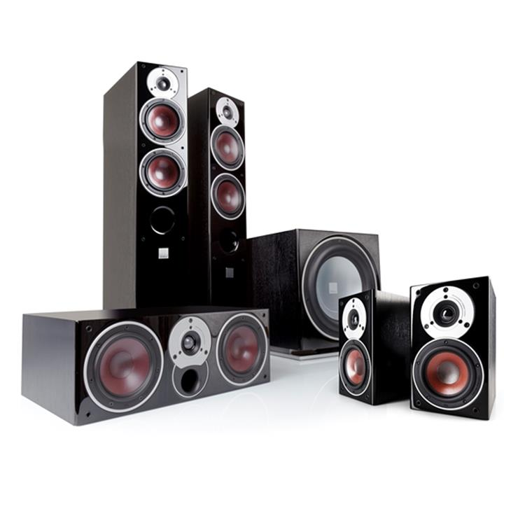 Dali Zensor 5.1 Speakerset Wit