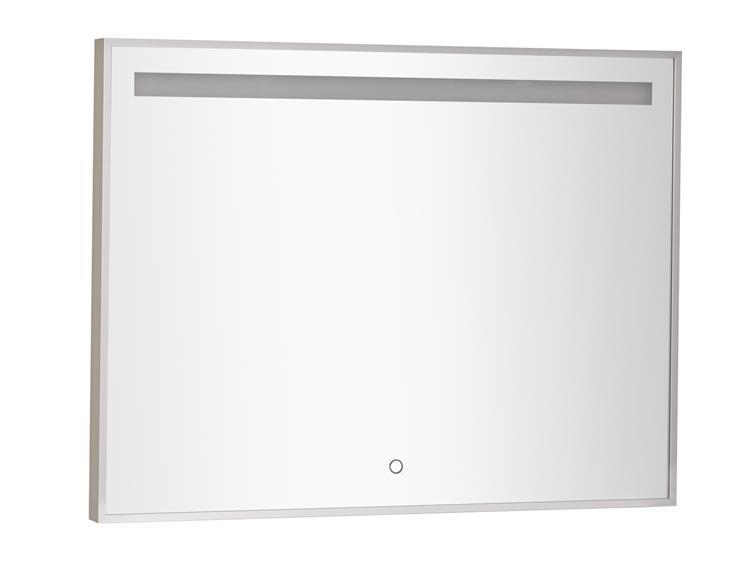 Spiegel \'Trend\' 100 x 80 cm met LED Verlichting