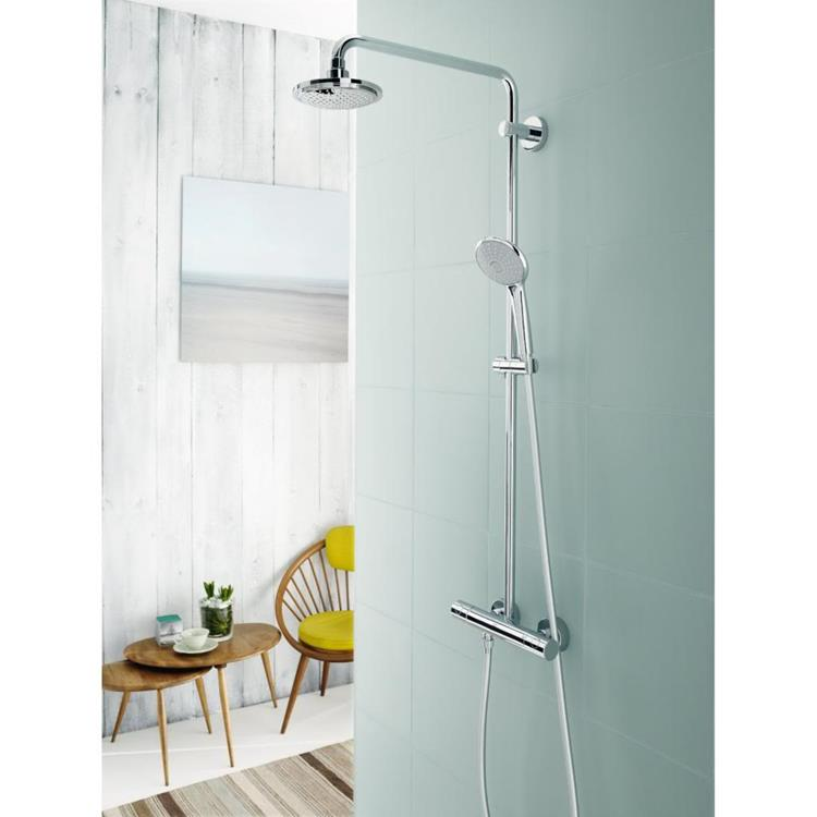 Grohe Euphoria Douchesysteem 180 mm