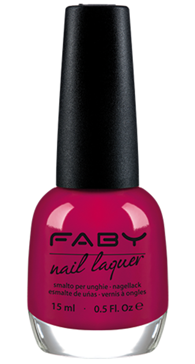 Faby nagellak - What's Your Mood?