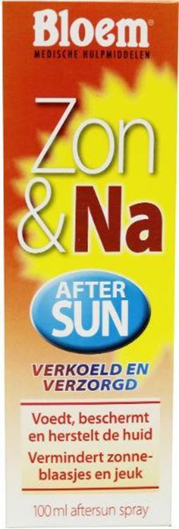 Zon & na aftersun spray