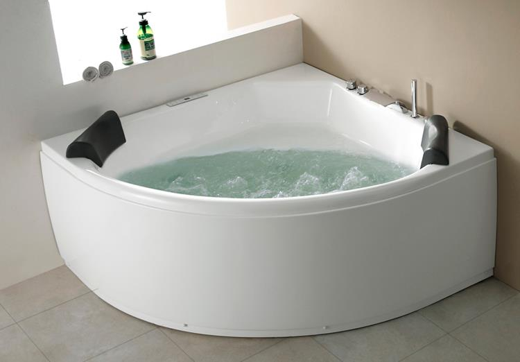 All-in Whirlpool Vita 145 cm by The Bathing Factory