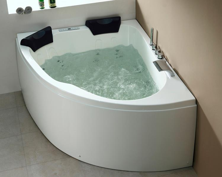 All-in Whirlpool Royal 160 cm Links by The Bathing Factory