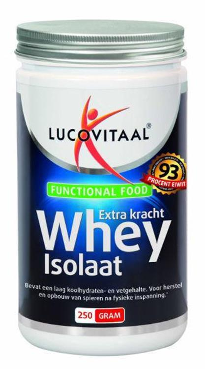 Funtional Food whey isolaat
