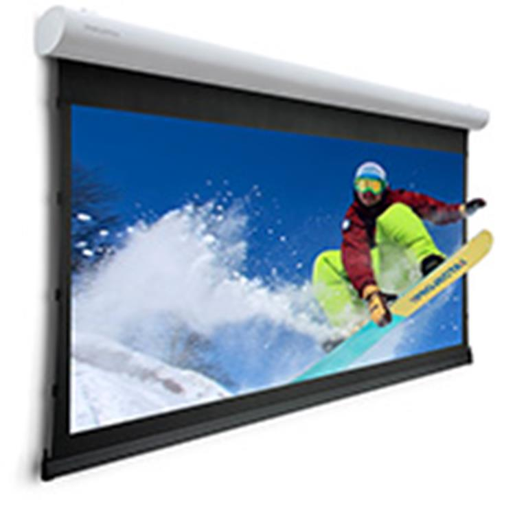 Projecta  Tensioned Elpro Concept RF  Matte White 10100383 HDTV(16:9) 162x280  cm