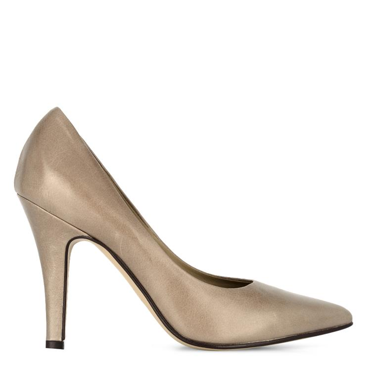 Nicole pump ZS - Taupe