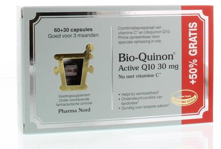 Bio quinon q10 active 30 mg