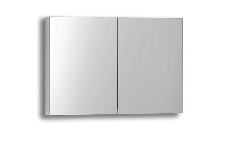spiegelkast atlas 90 cm wit