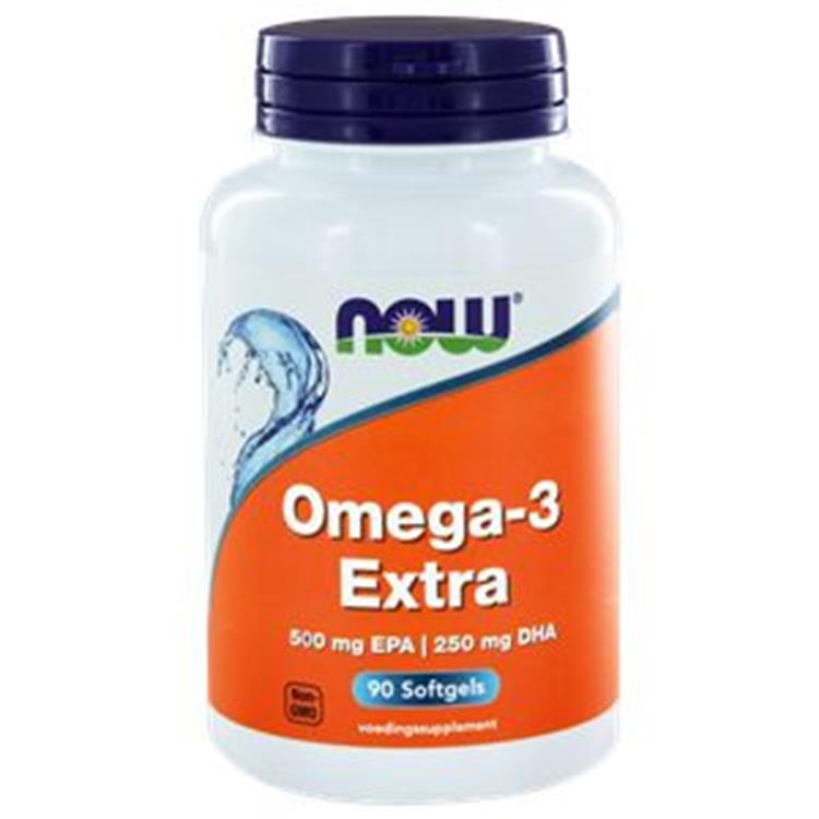Omega 3 extra (NOW) | 90sft
