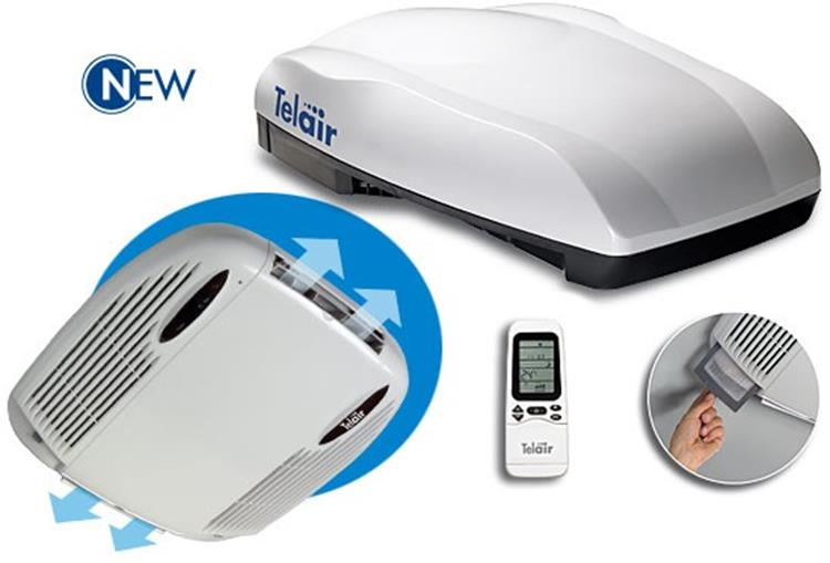 Telair airconditioning Silent 7400h