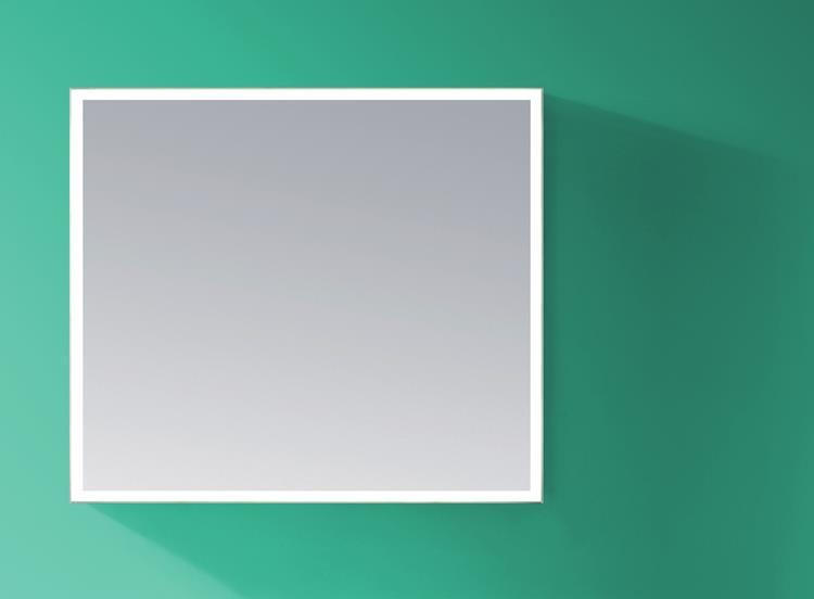 Hervorragend LaFôr Spiegel met LED verlichting 'Lines' 80 x 70 cm ZB56