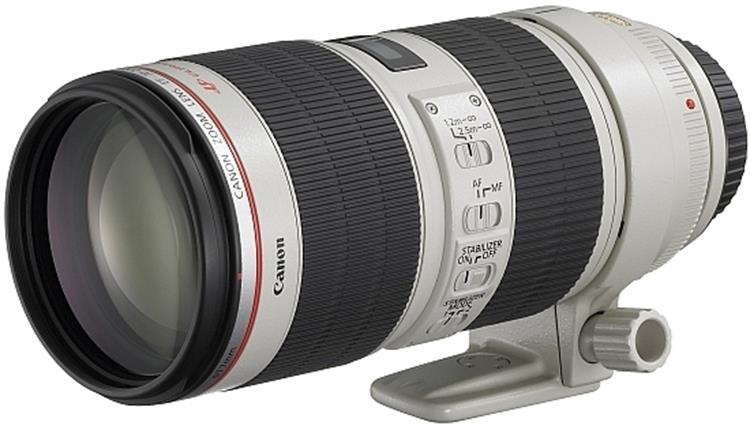 Canon EF 70-200 F2.8L IS USM II
