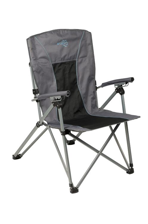 Bo Camp Stoel.Bo Camp Campingstoel Deluxe King Plus Verstelbaar