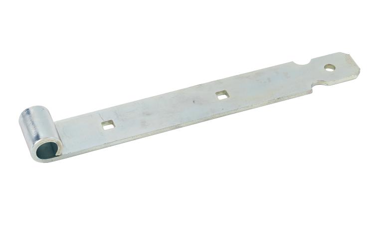 GB duimheng tbv 16 mm duim 30 cm recht model VERZINKT