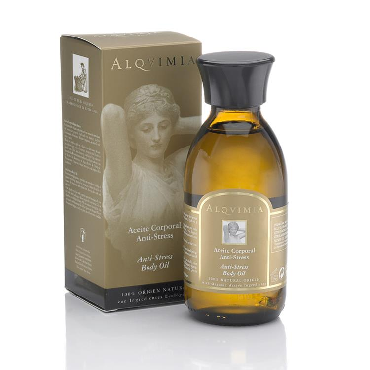 Anti-Stress Body Oil (150 ml.)