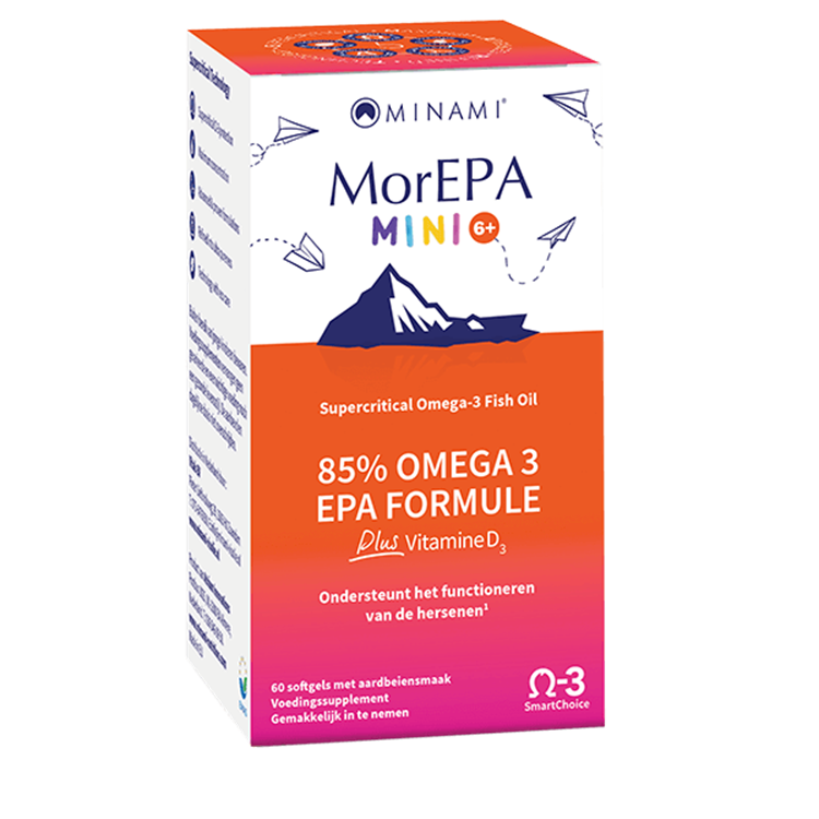 MorEPA Mini (60 softgels)