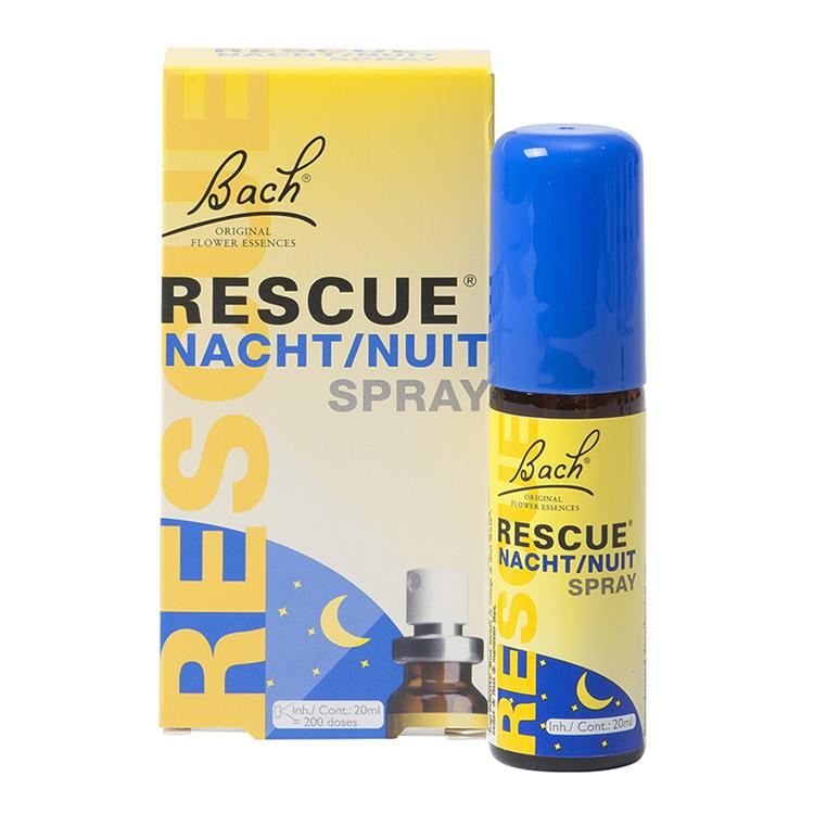 Rescue Remedy Nacht spray (20 ml.)