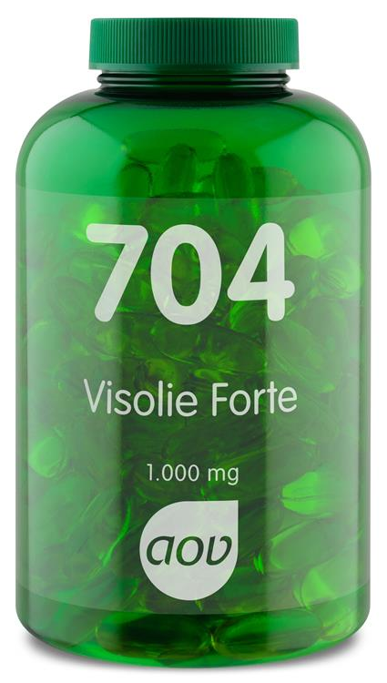 704 Visolie Forte 1.000 mg (180 capsules)
