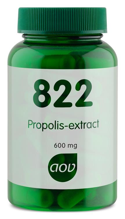 822 Propolis-extract 600 mg (60 capsules)