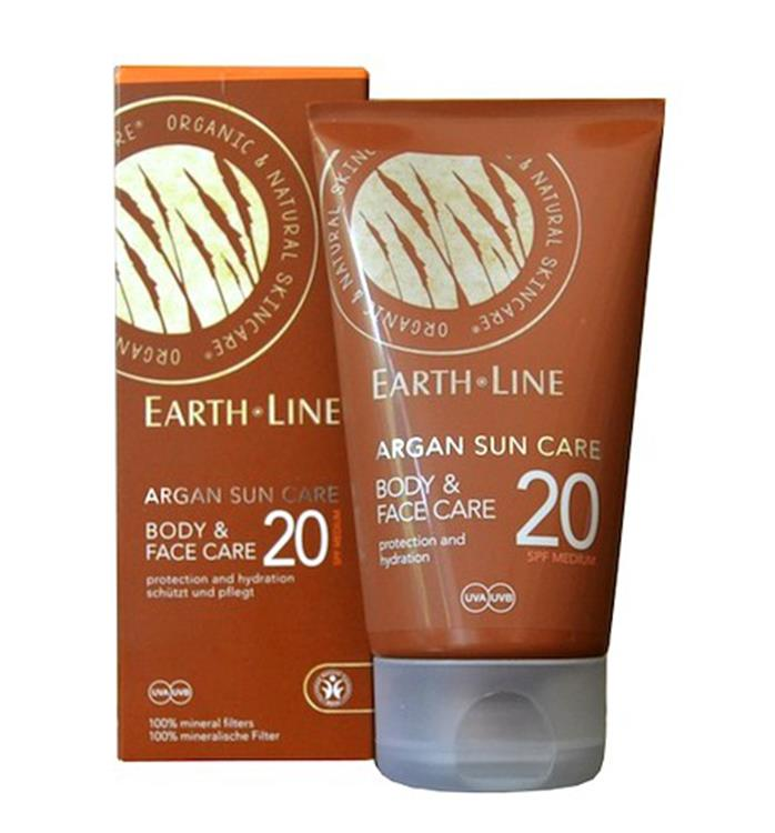 Argan Bio Sun Face en Body (150 ml.)