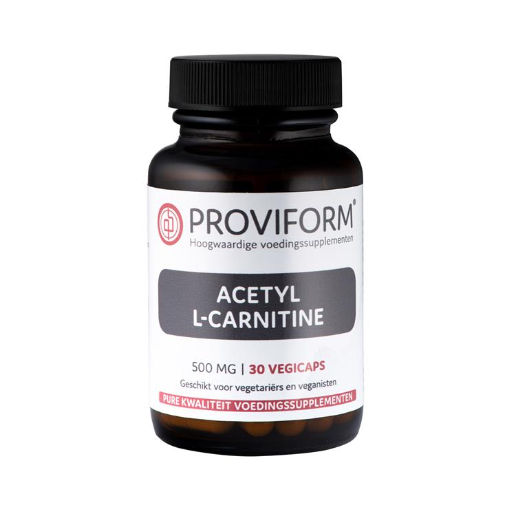 Acetyl L-Carnitine 500 mg (30 capsules)