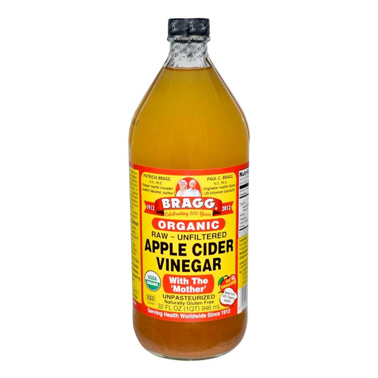 Apple Cider Vinegar (946 ml.)