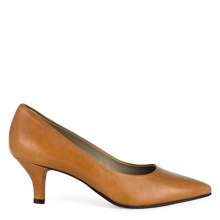 Nancy pump ZS - Caramel