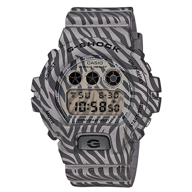 Casio G-Shock DW-6900ZB-8ER Zebra Limited Edition