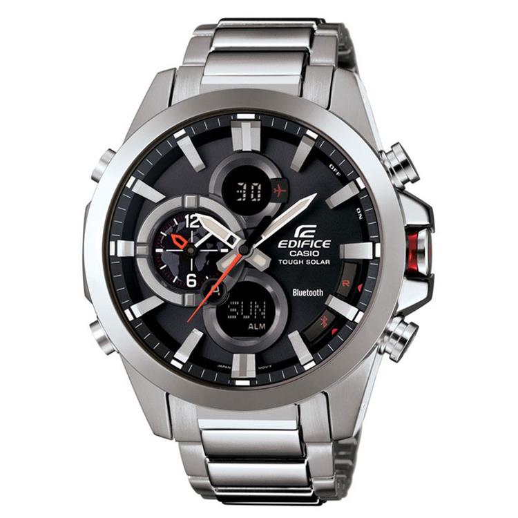 Casio Edifice ECB-500D-1AER Bluetooth 4.0 horloge