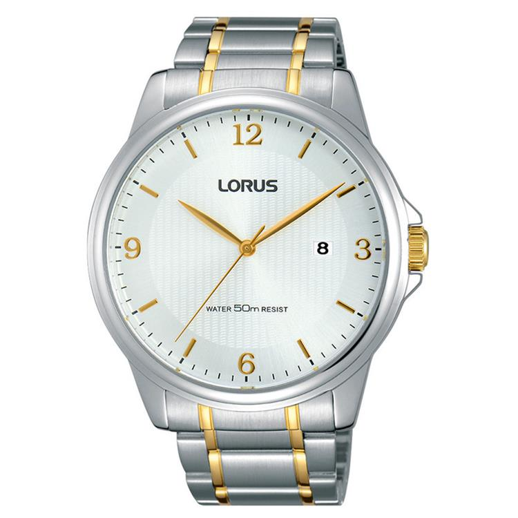 Lorus horloge RS905CX9 Bicolour