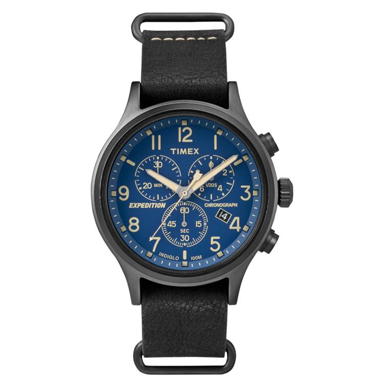 Timex horloge TW4B04200 Expedition Scout Chrono