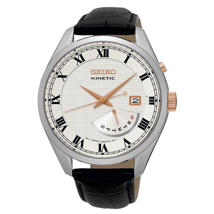 Seiko horloge SRN073P1 Kinetic