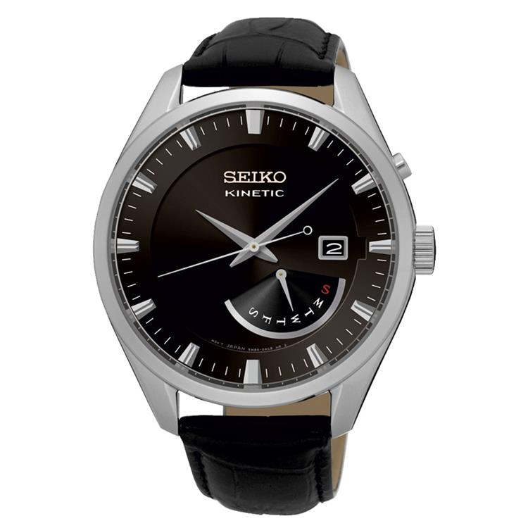 Seiko horloge SRN045P2 Kinetic