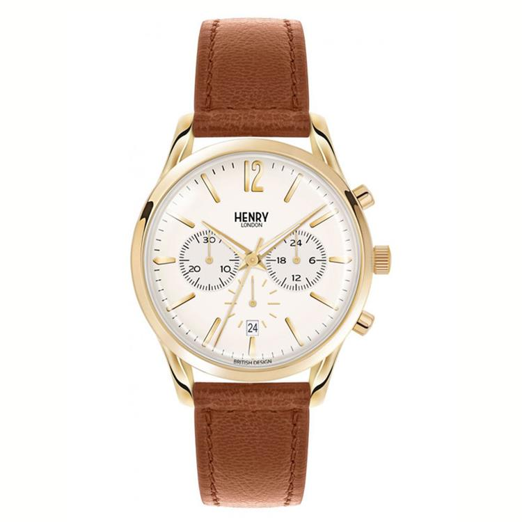 Henry London horloge 39mm Westminster CS-0014
