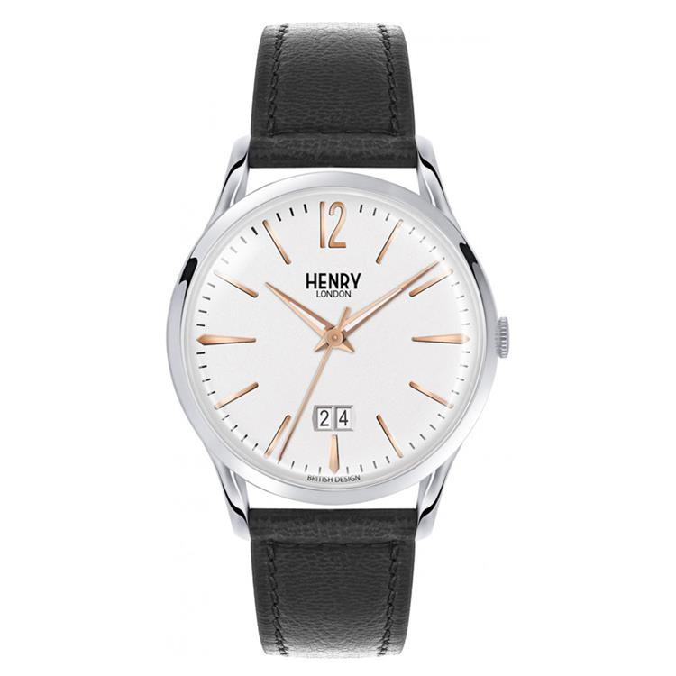 Henry London horloge 41mm Highgate JS-0067