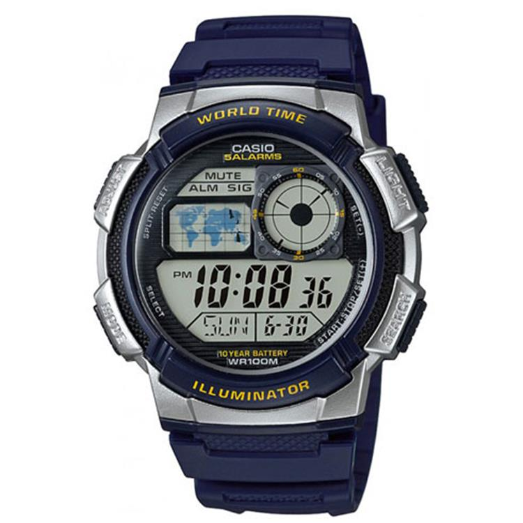 Casio Collection AE-1000W-2AVEF horloge