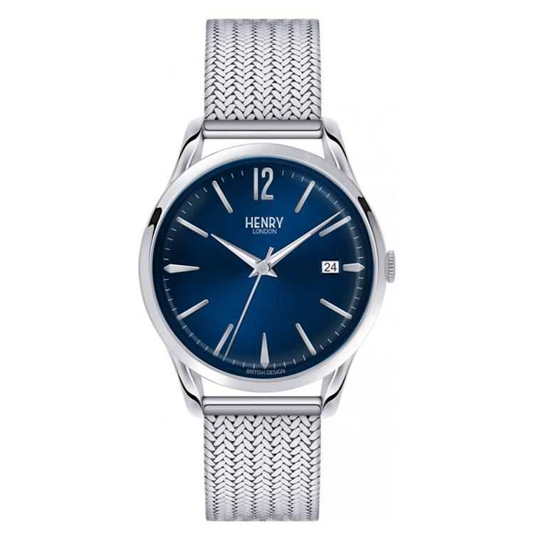Henry London horloge 39mm Knightsbridge M-0029