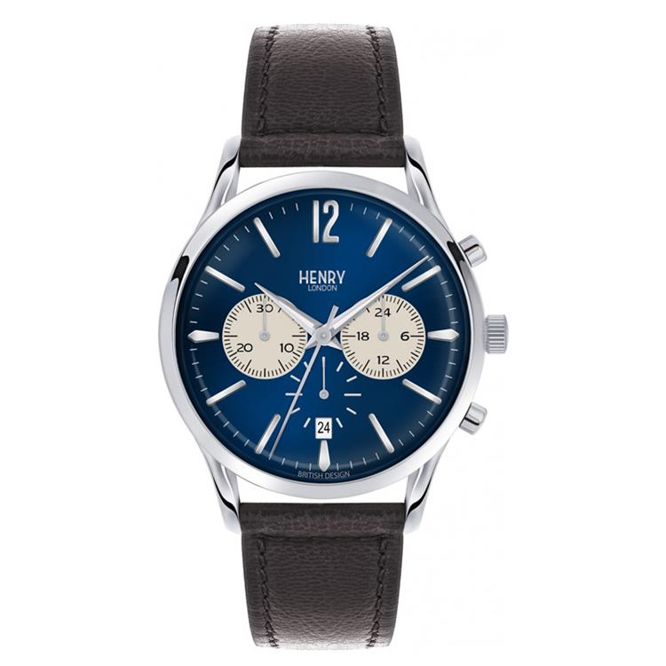 Henry London horloge 41 mm Knightsbridge CS-0039