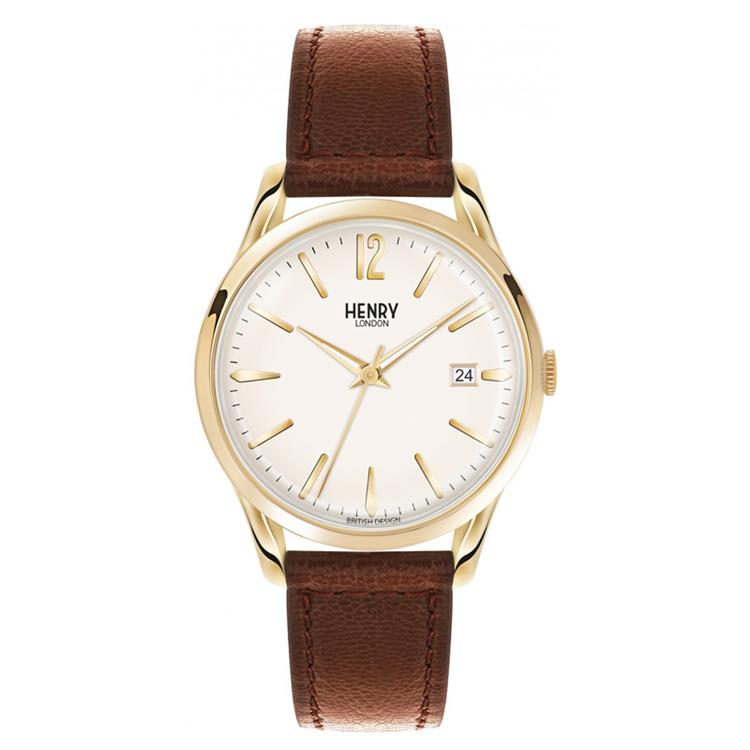 Henry London horloge 39mm Westminster S-0012