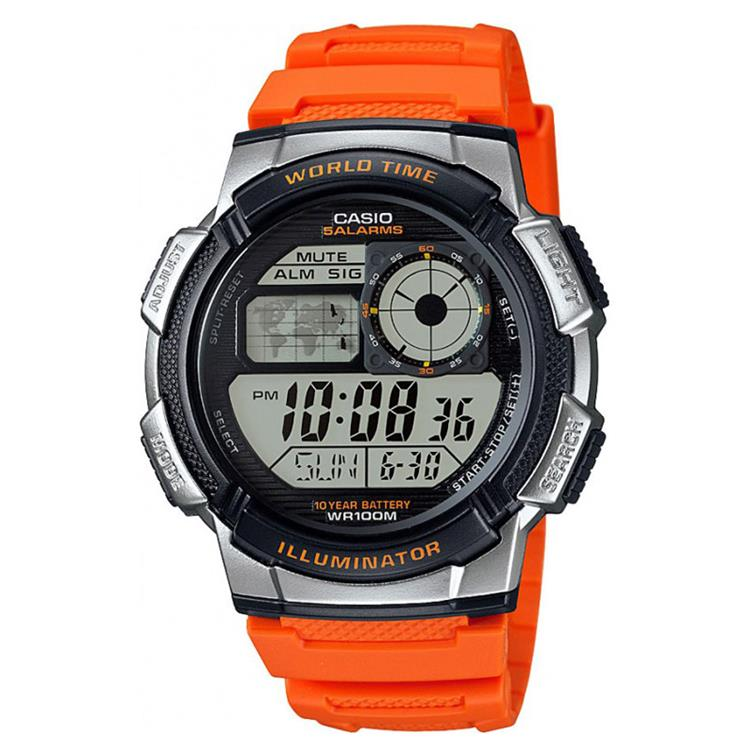 Casio Collection AE-1000W-4BVEF horloge