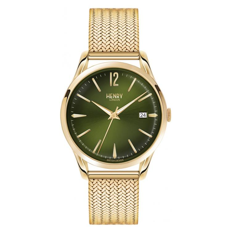 Henry London horloge 39mm Chiswick M-0102