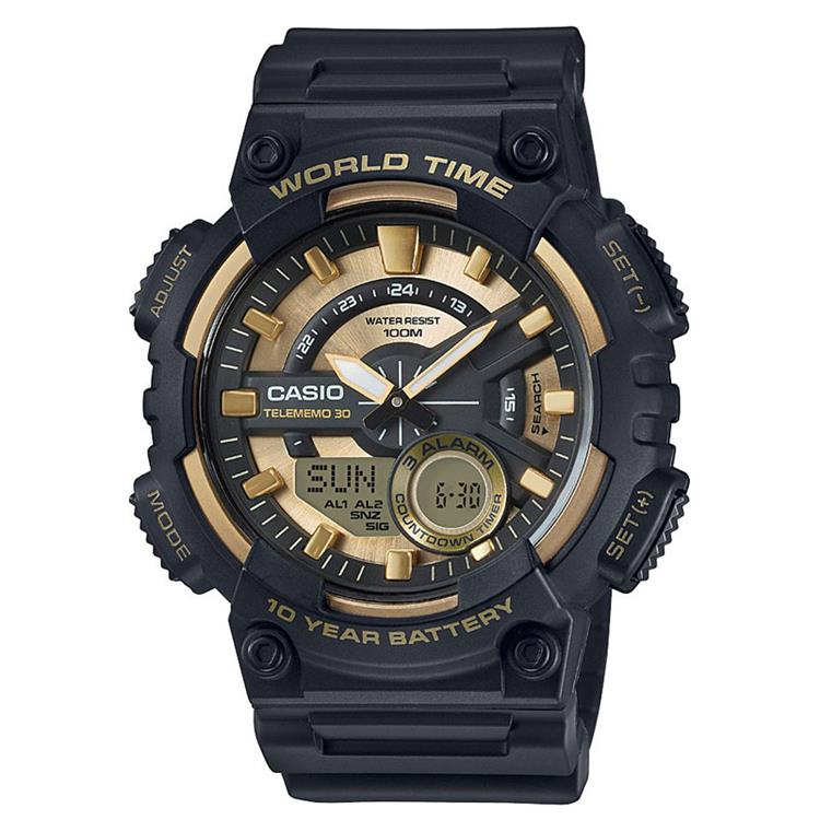 Casio Collection AEQ-110BW-9AVEF horloge