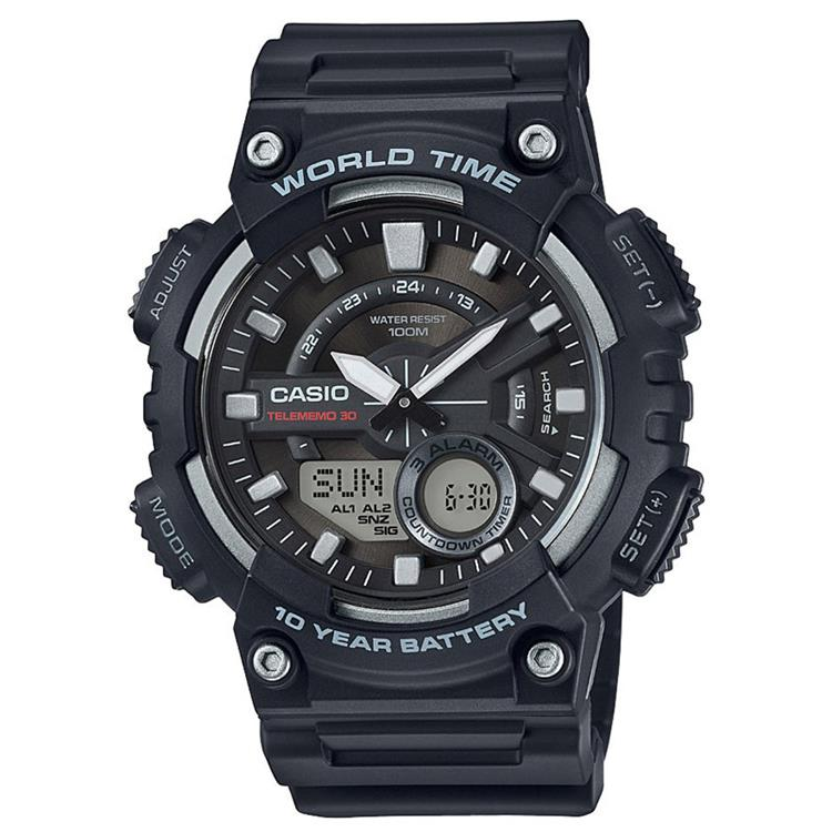 Casio Collection AEQ-110W-1AVEF horloge