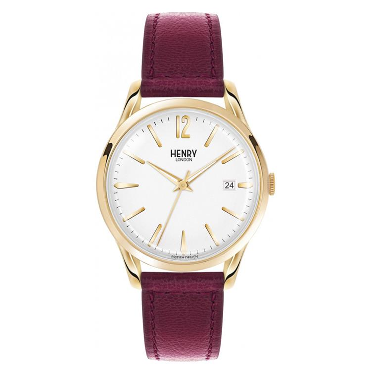 Henry London horloge 39mm Holborn S-0064