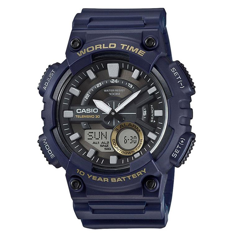 Casio Collection AEQ-110W-2AVEF horloge