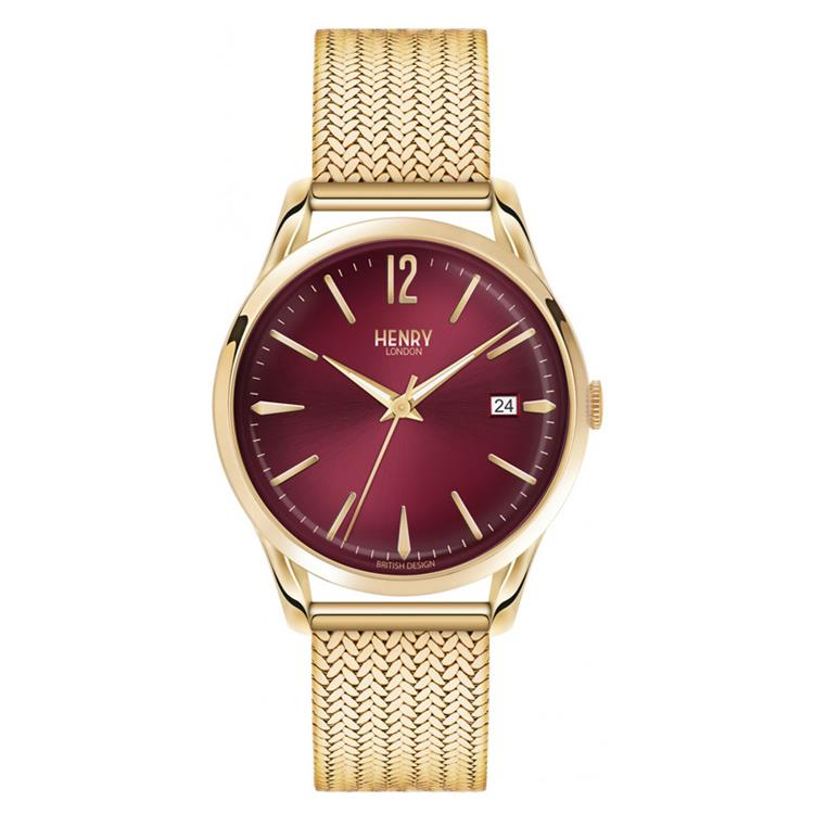 Henry London horloge 39mm Holborn M-0062