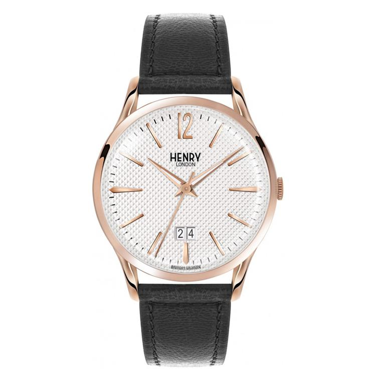 Henry London horloge 41mm Richmond JS-0038