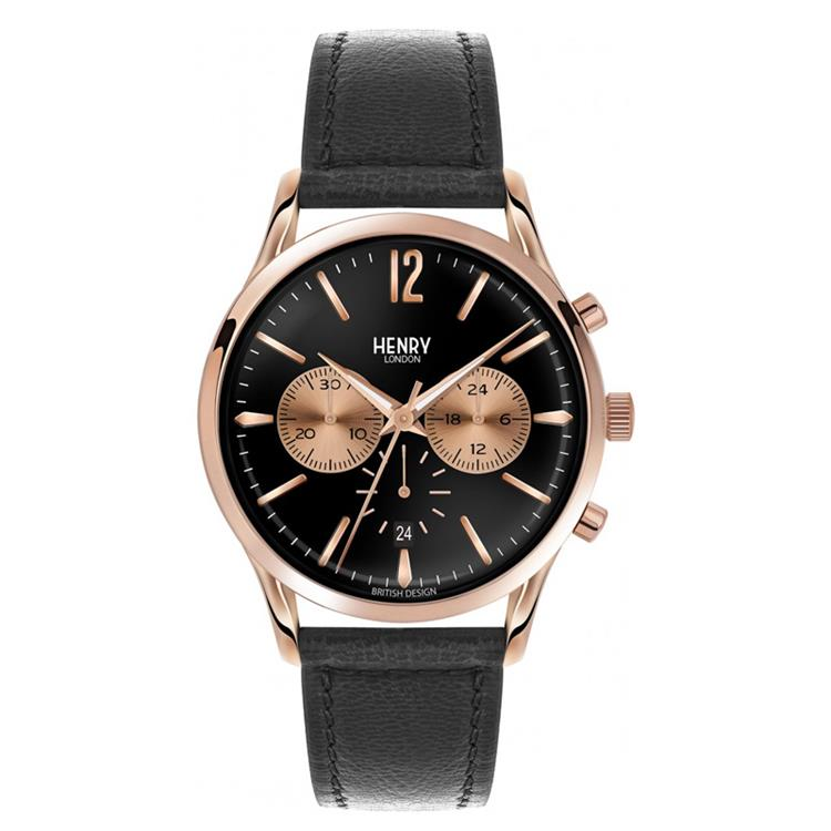 Henry London horloge 41mm Richmond CS-0042